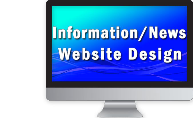 information-news-web-design