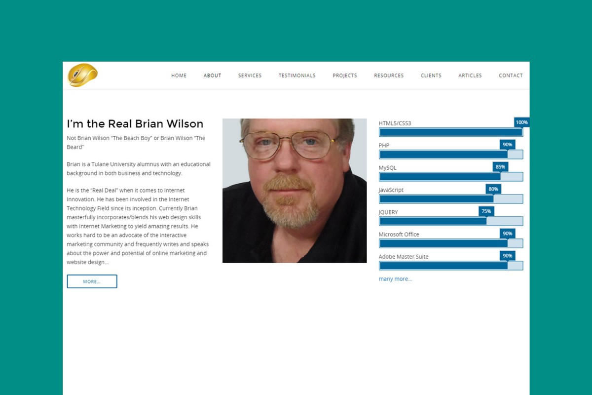 wilson personals The search engine that helps you find exactly what you're looking for find the most relevant information, video, images, and answers from all across the web.